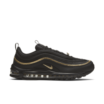 Nike Air Max 97 CM Black Metallic Gold DC2190-001