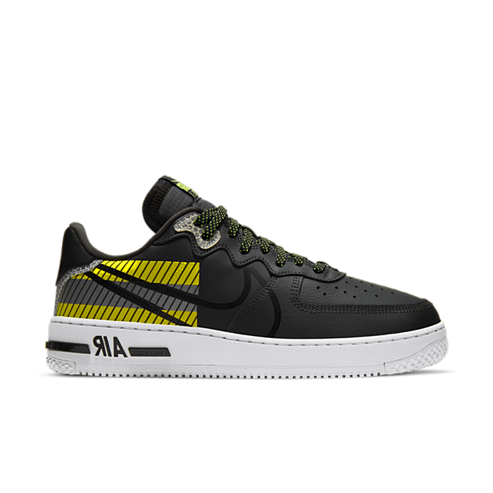 "Nike Air Force 1 React LX ""Anthracite"" CT3316-003"