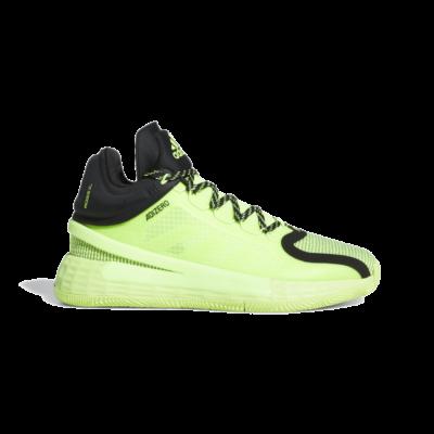 adidas D Rose 11 Signal Green FU7405