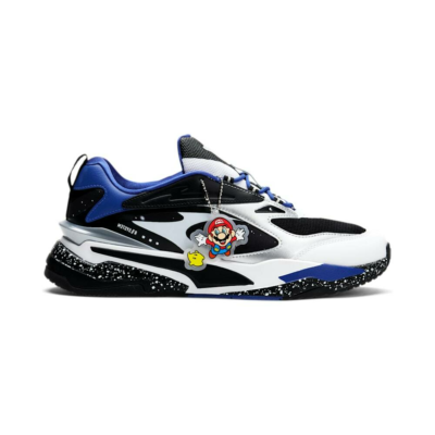 Puma RS-Fast Super Mario Galaxy Black 380198 01