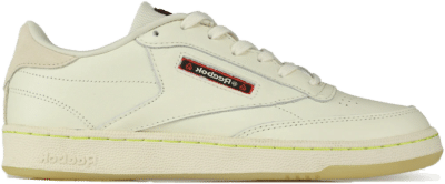 Reebok Hot Ones Club C 85 Schoenen Classic White / Paper White / Sandtrap H68847