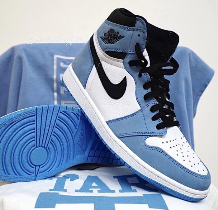 Nike Air jordan1 sneakers
