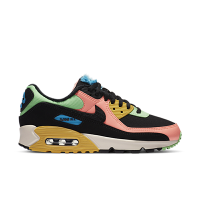 "Nike Air Max 90 Premium ""Atomic Pink"" CT1891-600"