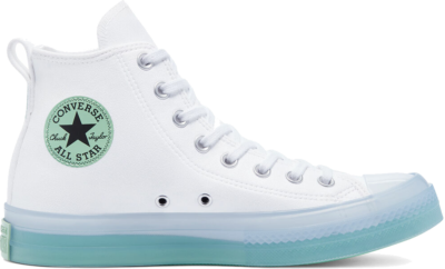 Converse Unisex Black Ice Chuck Taylor All Star CX High Top White/Enamel Mint/Enamel Mint 169607C