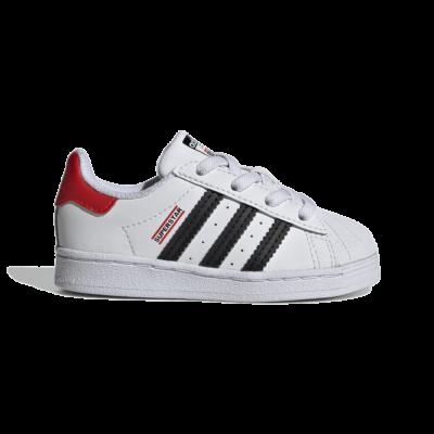 adidas Superstar X Run DMC White FY4058