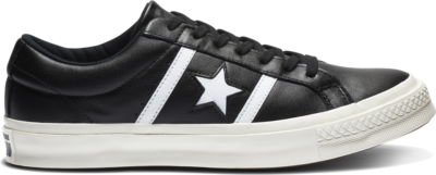 Converse Converse One Star Academy Low Top Black 163757C