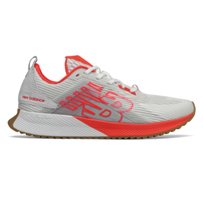 Damen New Balance FuelCell Echolucent White/Neo Flame
