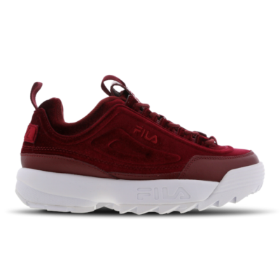Fila Disruptor II Velour Yellow 5RM00070-611