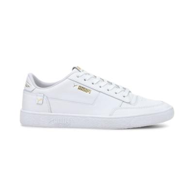Puma Ralph Sampson MC Clean sneakers wit 375368_01
