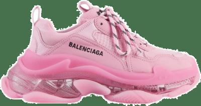 Balenciaga Triple S Clearsole Pink (W) 544351W2GA15760