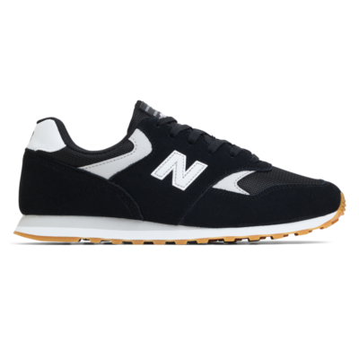 Herren New Balance 393 Black ML393JD2