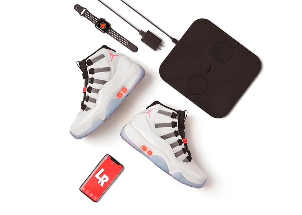 Nike kondigt  Air Jordan 11 'Adapt' aan mét zelfstrikkende powerlaces