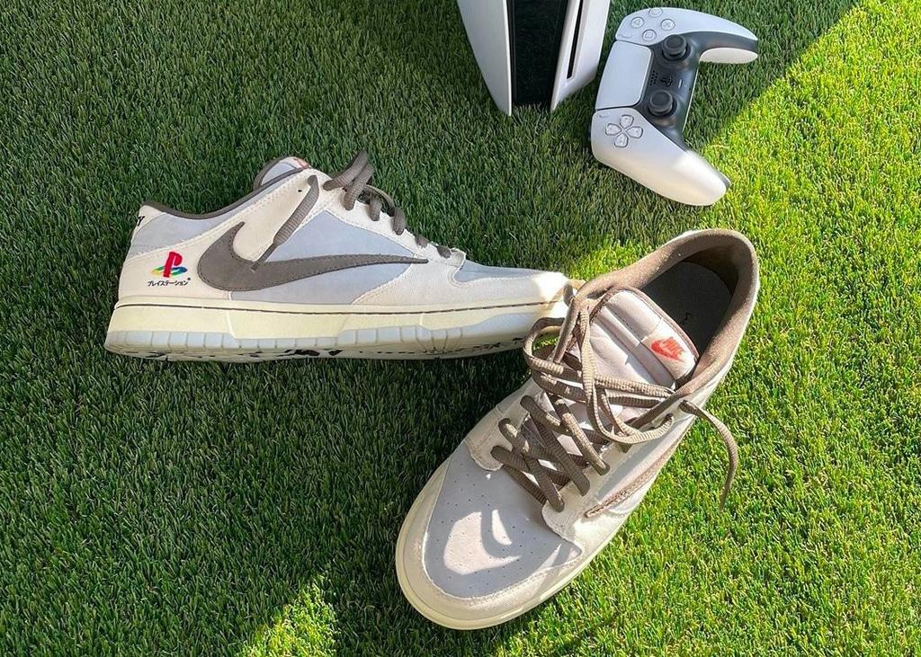 Teleurstellend nieuws over de Nike Dunk Low van Travis Scott en PlayStation