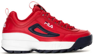 Fila Disruptor 2 Red White Navy 1FM00139-616