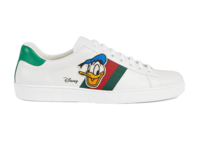 Gucci Ace x Disney Donald Duck (W) 649401 1XG60 9114