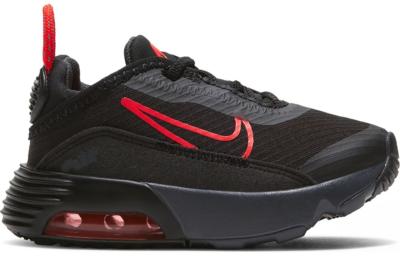 Nike Air Max 2090 Black Bright Crimson (TD) CU2092-007