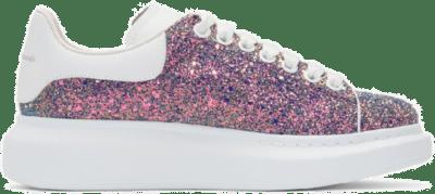 Alexander McQueen Oversized Multicolor Glitter (W) 558944W4JG18446