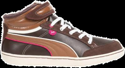 PUMA Avila Mid Dames Sneakers voor de winter 354056-02 bruin 354056-02