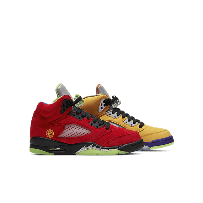 Jordan 5 Retro Yellow CZ6415-700