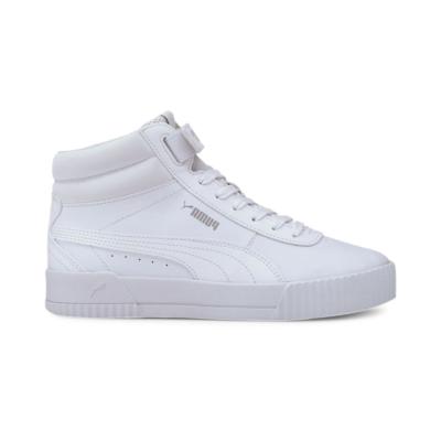 PUMA Carina Mid Women's s, White White 373233_01