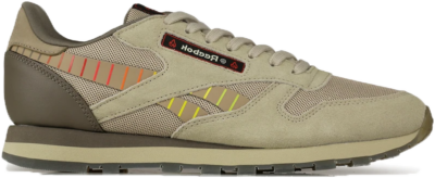 Reebok Hot Ones Classic Leather Schoenen Pebble / Paper White / Canvas H68850