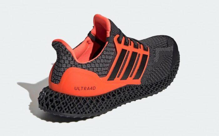 solar red Adidas