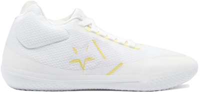 Converse All-Star BB Evo Hi-Vis White Fresh Yellow 169619C