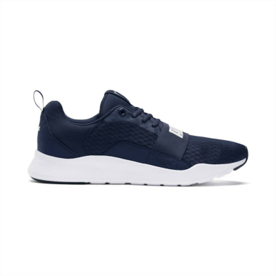 Puma Wired sneakers Blauw / Wit 366970_03
