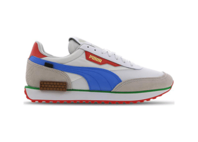 Puma Future Rider Super Mario 64 White 380196 01