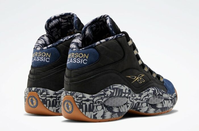 reebok question Iverson classic