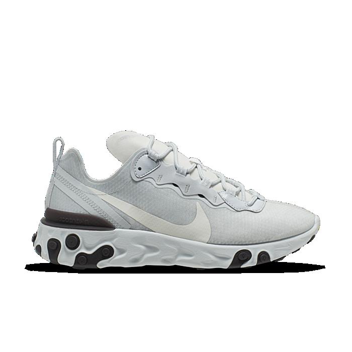 Nike React Element 55 Silver BQ6166-011