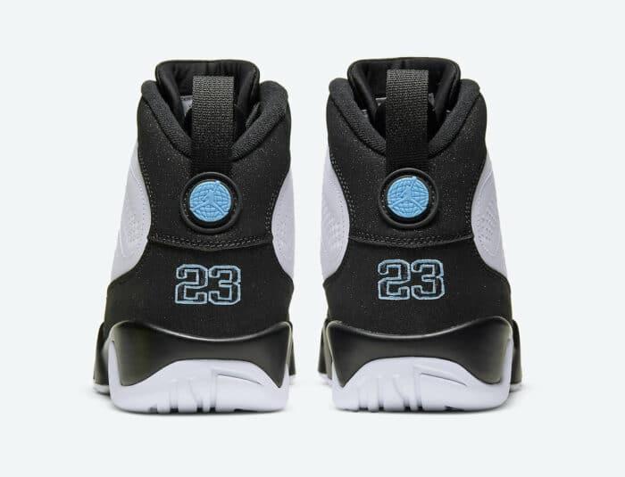 back nike Air Jordan 9