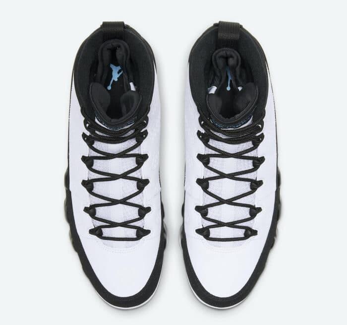 blue Jordan air 9 nike