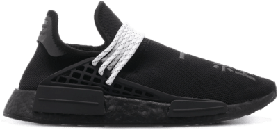 "Adidas Pharell x NMD HU ""Triple Black"" GY0093"