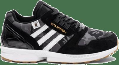 adidas ZX 8000 BAPEu00c2u00ae x UNDFTD Core Black FY8852