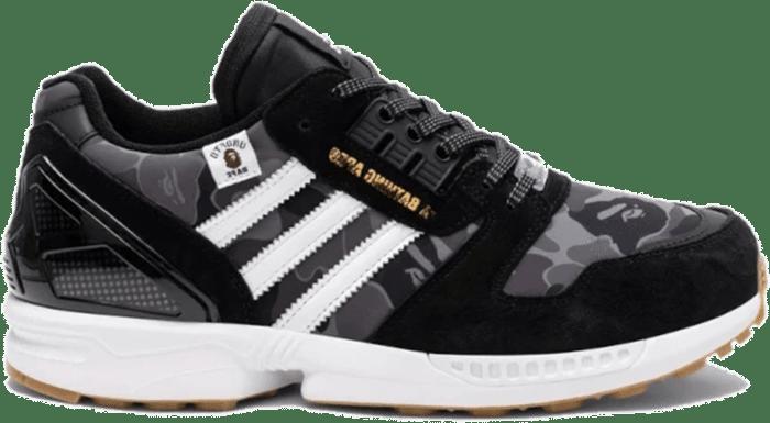 adidas ZX 8000 BAPEu00ae x UNDFTD Core Black FY8852