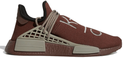 adidas Pharrell Williams NMD Hu Brown GY0090