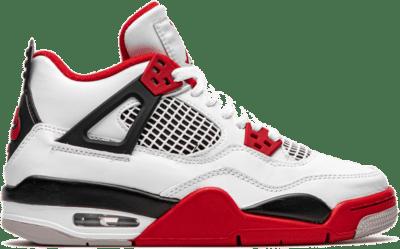 Jordan 4 Retro White 408452-160
