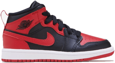 Jordan 1 Mid Banned 2020 (PS) 640734-074