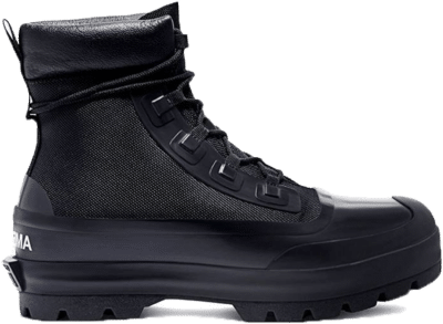 Converse Chuck Taylor All-Star Duck Boot Ambush Black 170588C