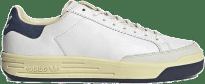 adidas Rod Laver Cracked White Navy FY4494
