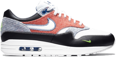 Nike Air Max 1 Recycled White CT1643-100