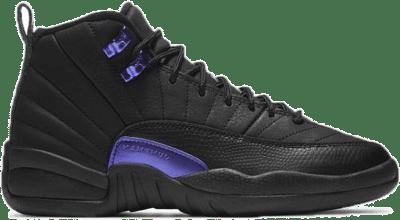 Jordan 12 Retro Black Dark Concord (GS) DH0905-005