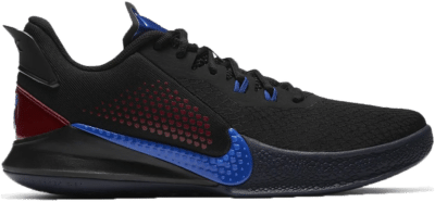 Nike Mamba Fury Black Gym Red Racer Blue CK2087-004