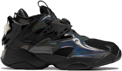 Reebok Juun.J Pump Court Schoenen Black / Cold Grey 7 / Black FZ3890