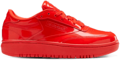 Reebok Club C Double X Cardi B Red FZ5219