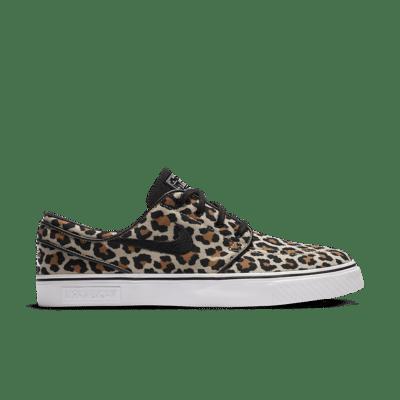 Nike SB Janoski Canvas OG x WACKO MARIA 'Leopard' Leopard DA7074-200