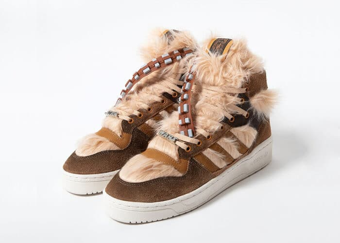 adidas rivalry Star Wars Chewbacca