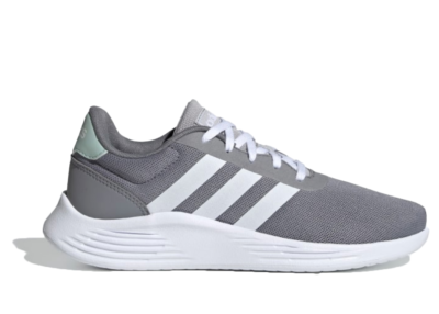 adidas Lite Racer 2.0 Grey Cloud White (GS) EG4018