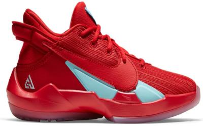 Nike Zoom Freak 2 University Red Glacier Ice (PS) CN8576-605